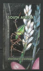 SOUTH AFRICA, 2004, MNH Std, Spiders, self-adh, Scott 1337c, Lynx spide