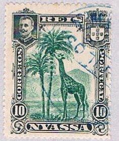 Nyassa 28 Used Giraffe 1901 (BP3694)