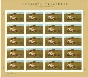 US 4473 - 44¢ Winslow Homer Unused