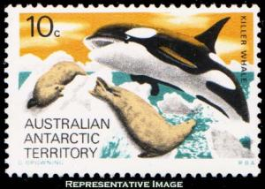Australian Antarctic Territory Scott L28 Mint never hinged.