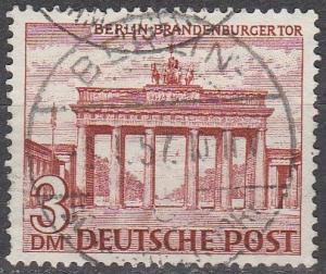 Germany #9N59 F-VF Used CV $15.00 (C7386)