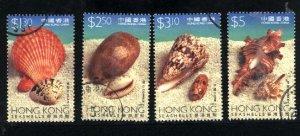 Hong Kong 303-06   used 1997 PD