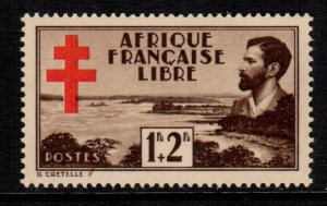 French Equatorial Africa  b9   MNH cat $  2.00