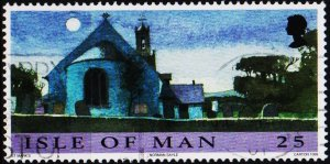 Isle of Man. 1999 25p S.G.858 Fine Used