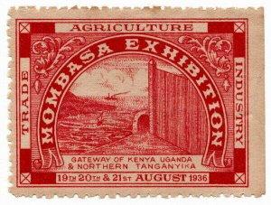 (I.B) KUT Cinderella : Mombassa Exhibition (1936)