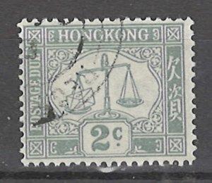 COLLECTION LOT # 4535 HONG KONG #J6 1938