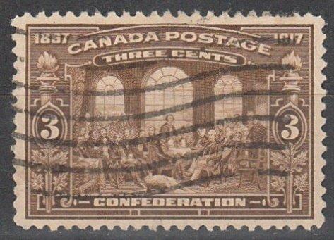 #135 Canada Used