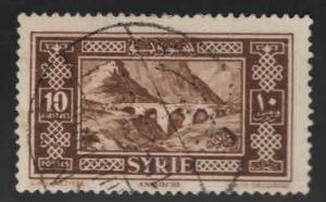 Syria Scott 226 Used stamp