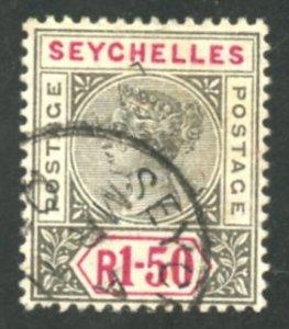 Seychelles Scott 20 - UVFLH - SCV $110.00