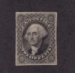 17 Scarce F-VF unused ( mint no gum ) with nice color cv $ 2100 ! see pic !
