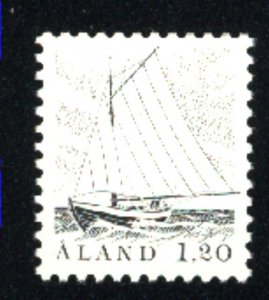 Aland Islands 5   Mint NH VF 1984 PD