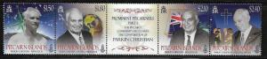 Pitcairn Island 722 Prominent Pitcairners Mint NH