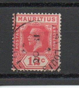 Mauritius 190 used