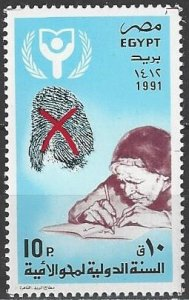 Egypt  1478  MNH  United Nations Day 1991