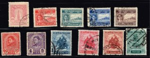 Thailand Stamp Thailand SIAM STAMP COLLECTION LOT #M6