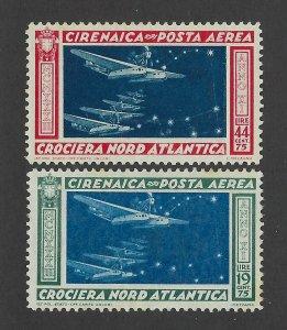 Cyrenaica Scott C18-C19 Mint Hinged