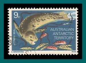 AAT 1973 Leopard Seal, used L27,SG27