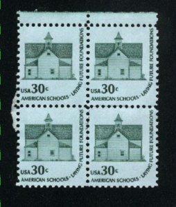 USA 1606   block  u VF  1975-81 PD