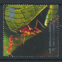 Great Britain SG 2139  Used    - Life and Earth