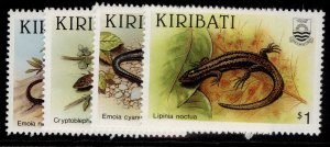 KIRIBATI QEII SG274-277, complete set, NH MINT.