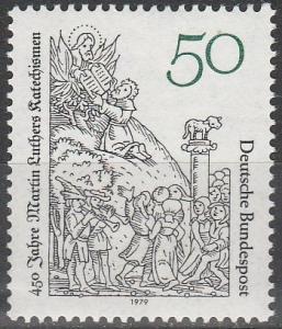 Germany #1296 MNH  (S9188)
