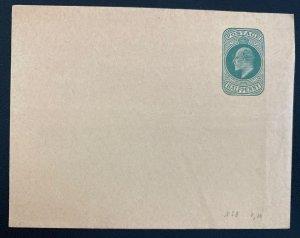 Mint England Wrapper Postal Stationery Half Penny Green Original
