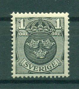 Sweden sc# 67 mh cat value $.65