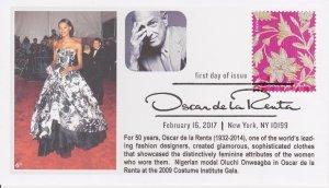 6° Cachets 5173 Oscar de la Renta Nigerian model Oluchi Onweagba (black white)