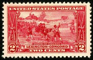 US Stamps # 618 MNH Superb Large stamp