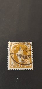 Switzerland #88a Used
