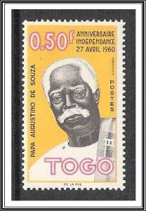 Togo #396 Souza MH