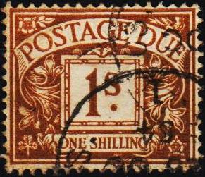 Great Britain. 1951 1s  S.G.D39 Fine Used