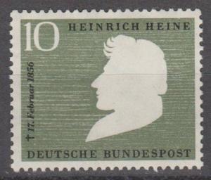 Germany #736 MNH F-VF CV $2.75 (ST1643)