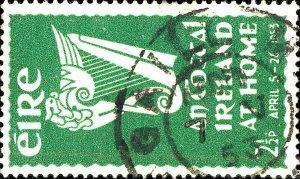 IRLANDE / IRELAND / EIRE - 1965 -  GAIL MH  (Galway) cds on SG154