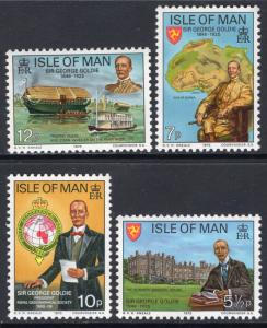 Isle of Man 70-73 MNH VF