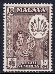 Malaya (Negri Sembilan) - Scott #69 - MH - SCV $2.00