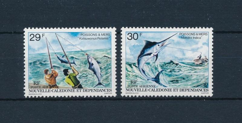 [60161] New Caledonia 1979 Marine life Fish Fishing MLH