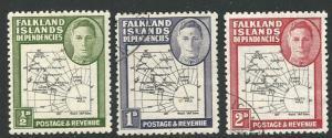 Falkland Islands   1L1-1L3