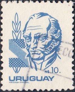 Uruguay #1084 Used