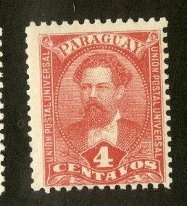 PARAGUAY 35 MH BIN $.25