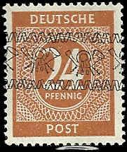 Germany - 587B - Unused - SCV-37.50
