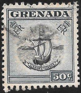 Grenada # 181 Used