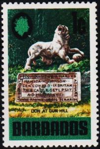 Barbados. 1970 1c S.G.399 Unmounted Mint