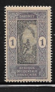 Dahomey Mint Lightly Hinged  [10275]