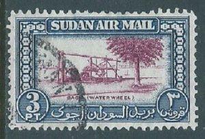 Sudan, Sc #C37, 3pi Used