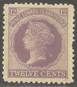 PRINCE EDWARD ISLAND SCOTT 16