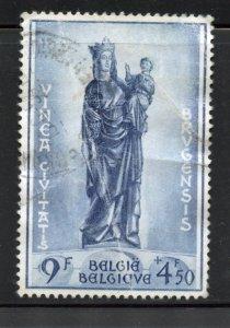Belgium # B566, Used. CV $ 32.50. See Discription