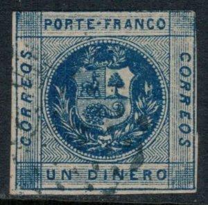 Peru #9  CV $10.50