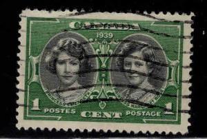 CANADA Scott 246  Used  stamp