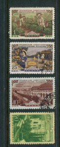 Russia #1586-9 Used